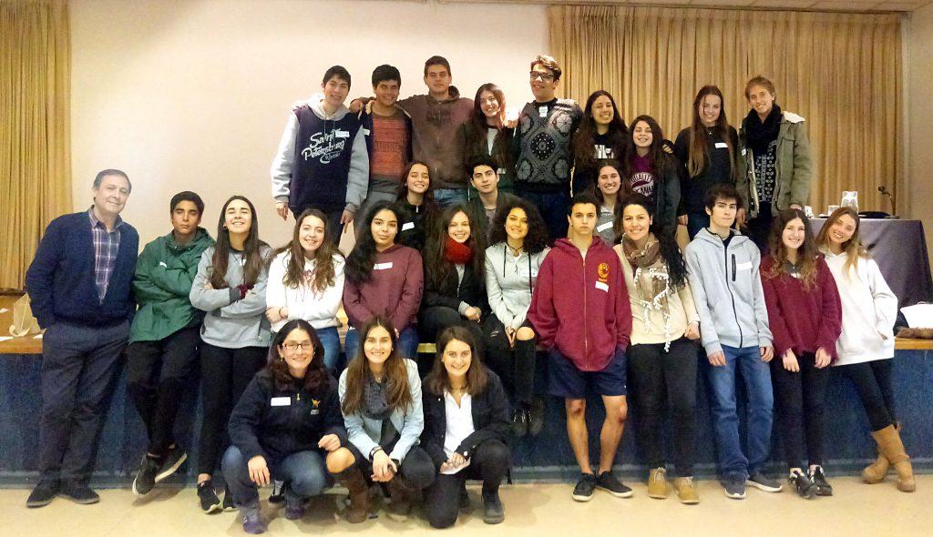 jóvenes por el continente - américa solidaria