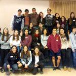 CM Seminario en la Red de jóvenes por el continente - América Solidaria