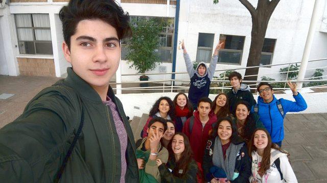 jóvenes por el continente- américa solidaria