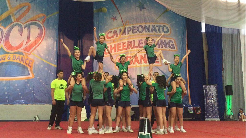 Cheerleader, comienza el Pep Rally