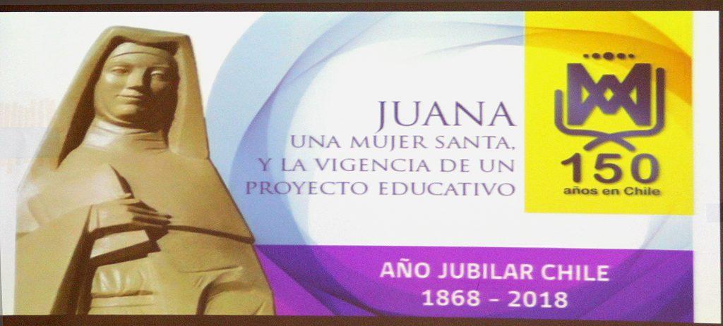 Juana, una mujer santa y la vigencia de un Proyecto Educativo