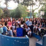 Encuentro entre ex alumnas -  Promoción 1988 - IVº Medio B