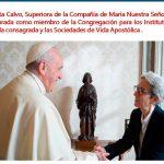 7 mujeres para la Congregación vaticana de vida religiosa