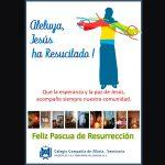 Saludo Pascua de Resurrección