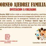 Torneo Ajedrez Familiar