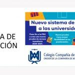 Nuevo sistema de acceso a las universidades