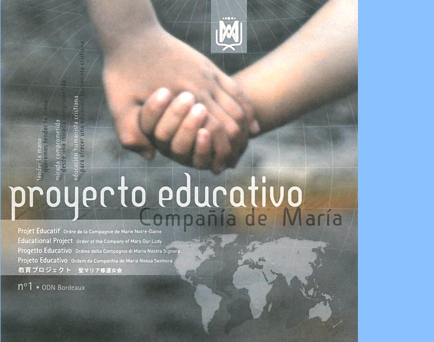 Proyecto Educativo - Cía de María Seminario