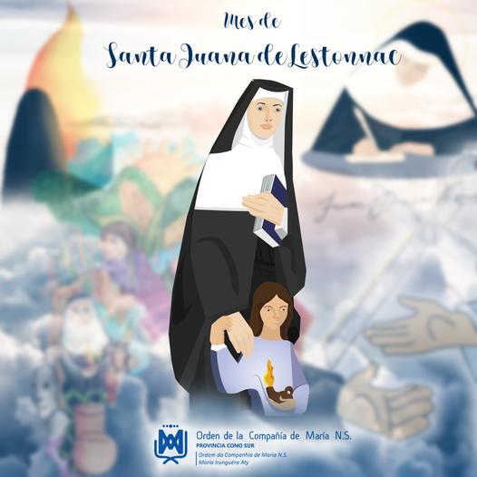 MES DE SANTA JUANA DE LESTONNAC