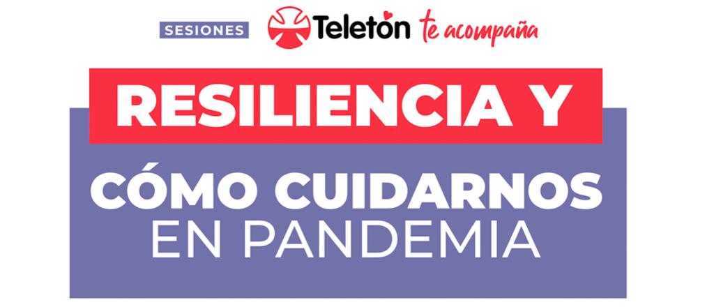Seminario Resiliencia y cómo cuidarnos en pandemia