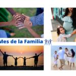 ¡Te invitamos a participar en las actividades del Mes de la Familia!